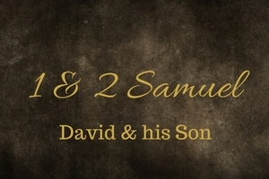 David and his Son: 1 & 2 Samuel