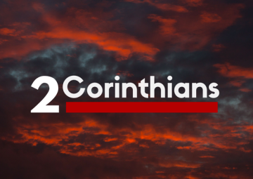 2 Corinthians: The Spirit gives life
