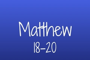 Away Day - Everlasting Church: Matthew 18-20