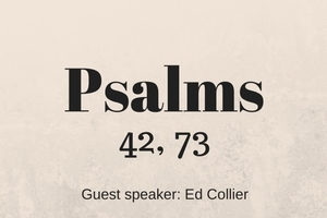 The Psalms: A Taste of Reality
