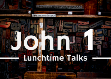 Lunchtime Talk: John