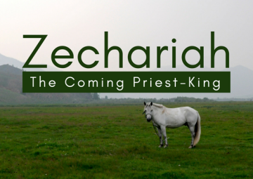 Zechariah: The Coming Priest-King