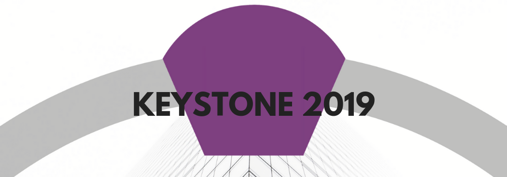 Keystone 2019 bookings now open!